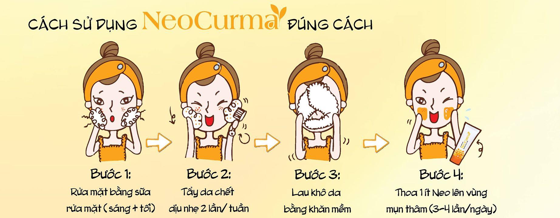 gel nghệ Neocurma